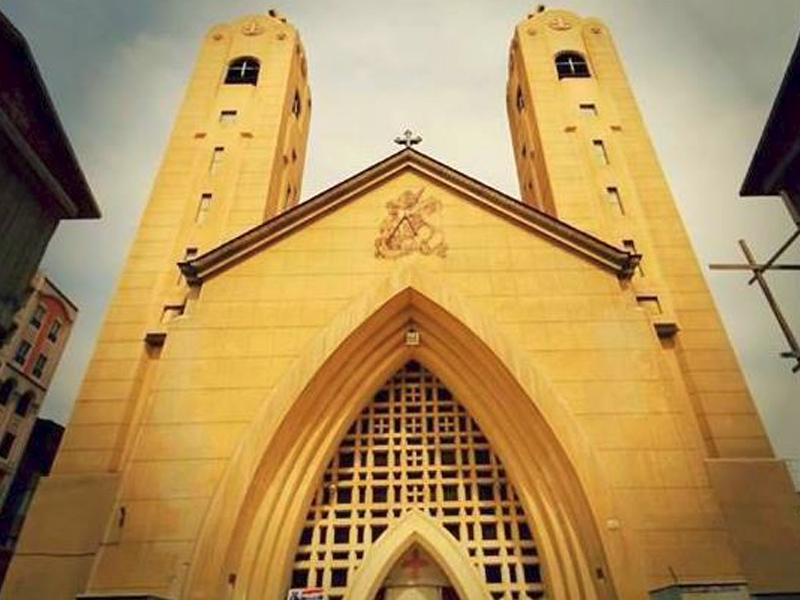 كنيسة مارى جرجس